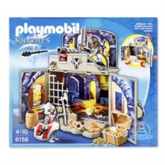 Конструктор Playmobil «Возьми с собой: Сокровищница рыцарей»