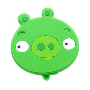 Флешка Angry Birds Свинка, 4Гб