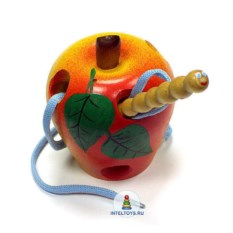 Шнуровка «Яблоко»