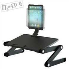 Компьютерный стол с подставкой под iPad