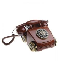 Телефон в стиле ретро Автомобиль