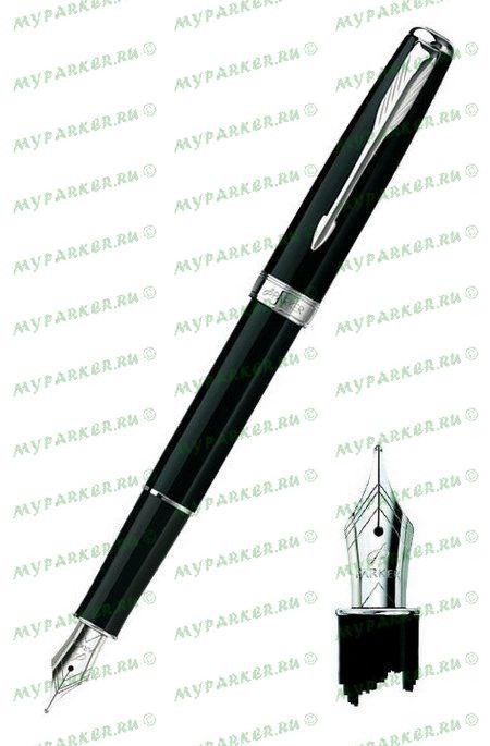 Перьевая ручка Parker Sonnet F530 Black CT