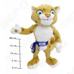 Игрушка Sochi 2014 Леопард, 36 см