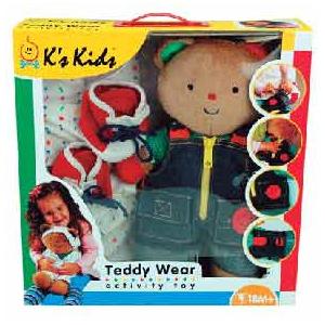 Медвежонок Teddy (с одеждой)