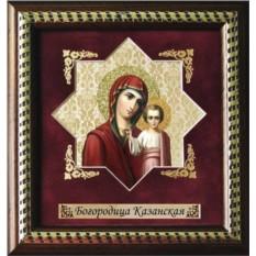 Мини-панно Богородица Казанская