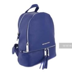 Синий женский рюкзак Michael Kors