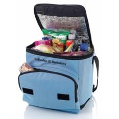 Голубая сумка-холодильник на 7 литров