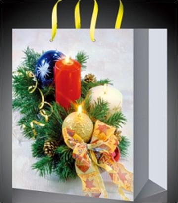 Новогодний пакет Гирлянда