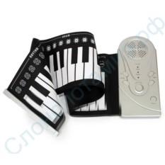 Гибкий USB синтезатор 49 клавиш