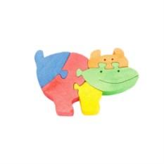 Развивающая игрушка Бегемотик