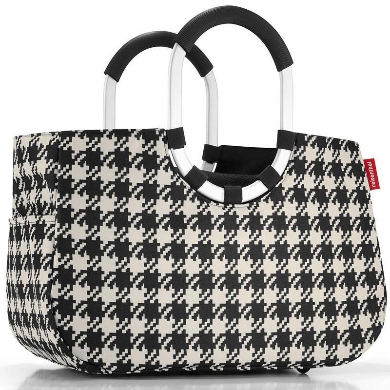 Шоппинг-сумка Loopshopper M fifties black
