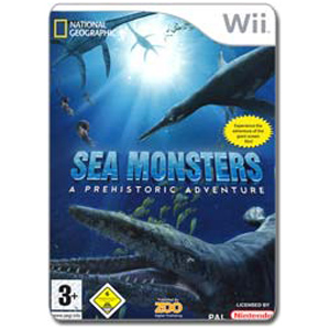 Sea Monsters Nat Geo