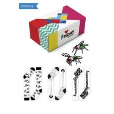 Набор дизайнерских носков Зоопарк