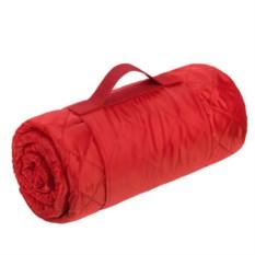 Красный плед для пикника Comfy