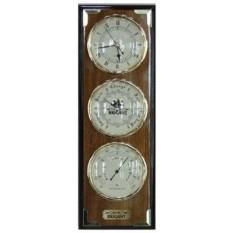 Часы-метеостанция BRIGANT: барометр, гигрометр