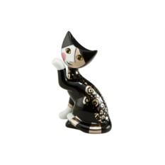 Скульптура кошки Амалия