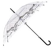 Зонт-трость Бабочка