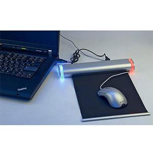 USB Hub на 4 порта (сворачиваемый коврик для мыши)