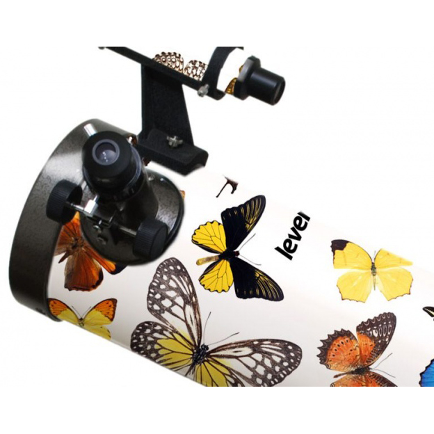 Телескоп LEVENHUK Nature L229 EQ4 Butterfly