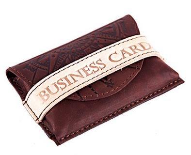 Футляр для визитных карточек