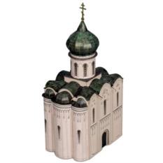 3D Пазл «Церковь Покрова на Нерли»