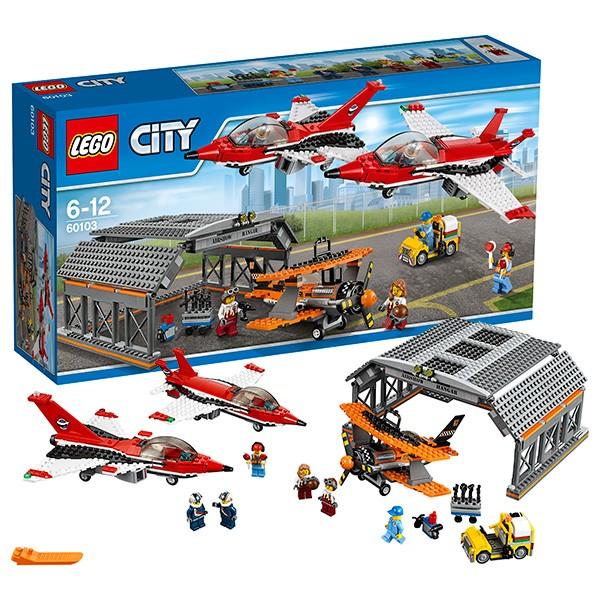 Конструктор Lego City Авиашоу