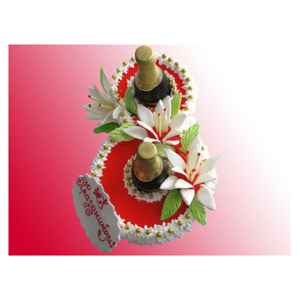 Подарочный торт №14