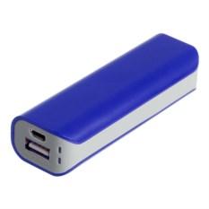 Внешний аккумулятор Shape 2600 мАч (цвет — синий)