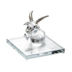 Хрустальная статуэтка Зодиак — Козерог