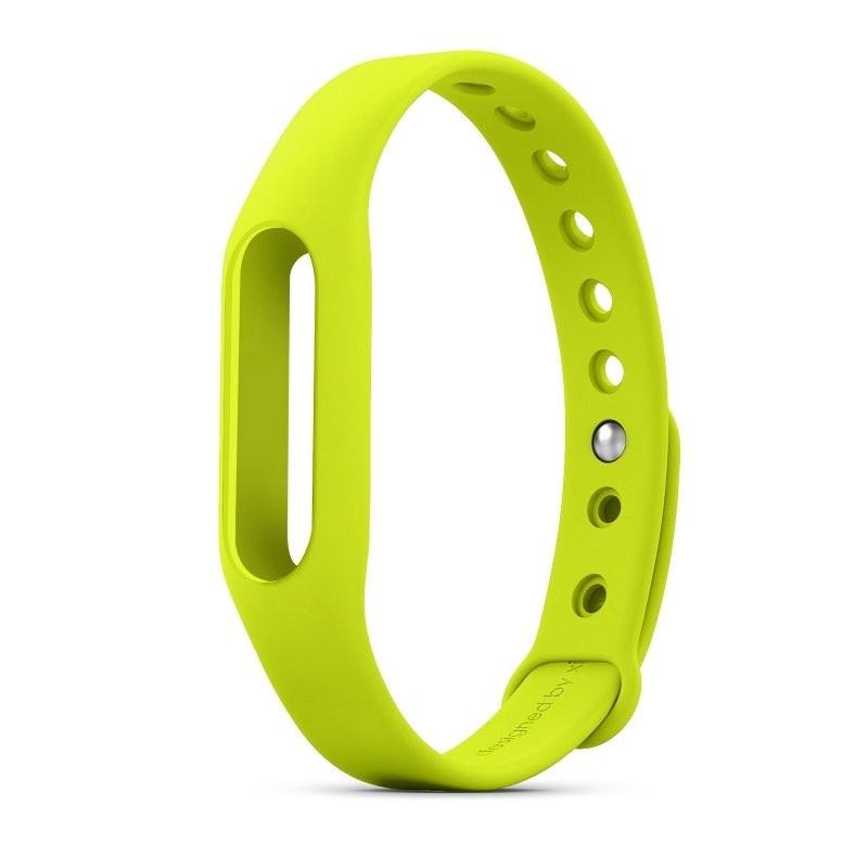 Сменный ремешок для фитнес-браслета Xiaomi Mi Band Green