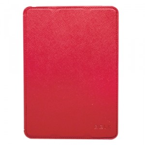 Чехол для iPad mini Grainy (красный)