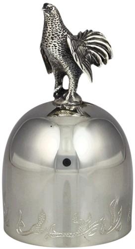 Серебряная рюмка Птицы