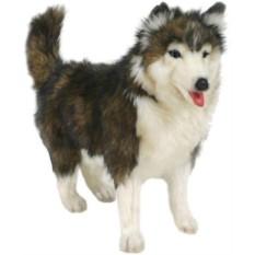 Мягкая игрушка Hansa Собака породы Сибирский Хаски