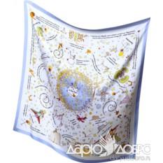 Шелковый платок Правила Маленького Принца