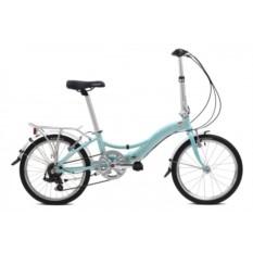 Складной велосипед Cronus Butterlfly 2.0 (2015)