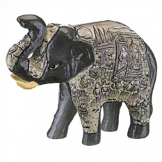 Фигурка Чёрный слон Gemini Enterprises