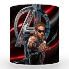Кружка с 3D печатью Мстители