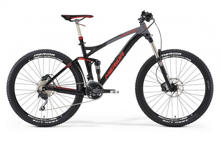 Горный велосипед Merida One-Forty 7.500 (2015)
