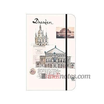 Записная книжка City Journal — Dresden от teNeues