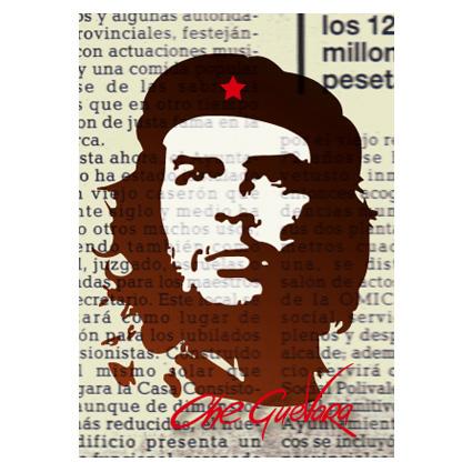 Открытка «Че Гевара»
