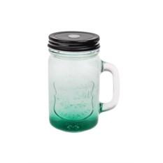 Кружка с крышкой Солнечный напиток