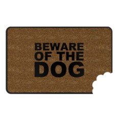 Придверный коврик Beware Of The Dog