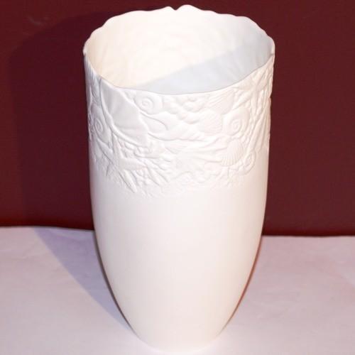 Фарфоровая ваза для цветов Морское дно
