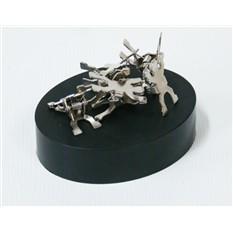 Магнитная скульптура Бригада.