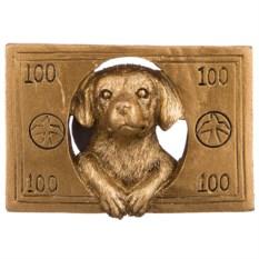 Магнит Собака (6*6*2,3 см)