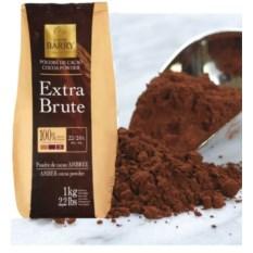 Какао-порошок Extra Brute Cacao Barry (Бельгия), 1 кг