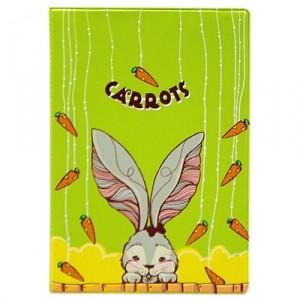 Обложка для паспорта Carrots