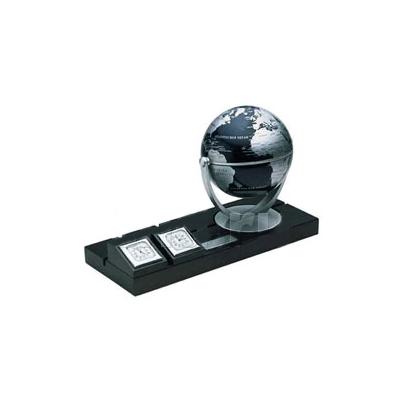 Глобус с часами «Travel»