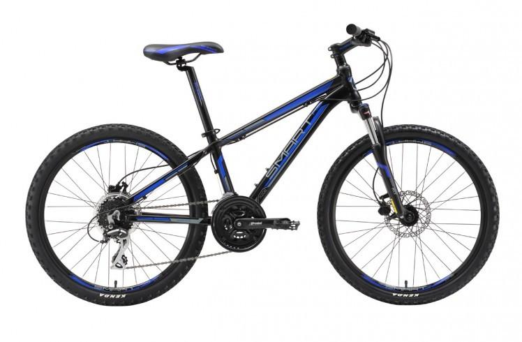 Подростковый велосипед Smart Kid 24 Hydr Disk (2016)