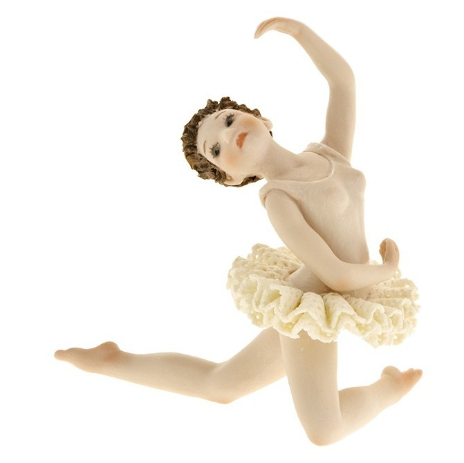 Фарфоровая статуэтка Sibania Fleur ballerina